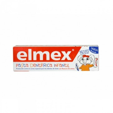 Pasta Dental Elmex Infantil 50 Ml