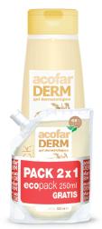 PACK Acofar gel avena 750ml + ECOPAC 250ml - hidratante, higiene, piel, extracto de avena