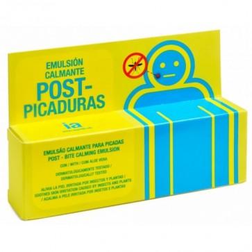 Post Picadura Roll On 10 ml de Interapothek - Alivio Instantáneo Irritación de la Piel por Insectos o Plantas