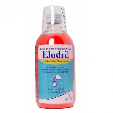 Eludril Solución para Enjuague Bucal Clorhexidina