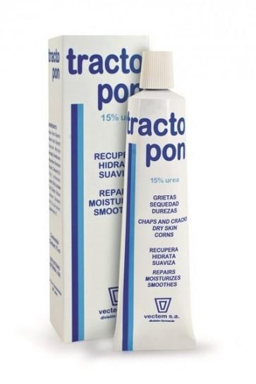Tractopon Crema 75 ml - Urea 15% Piel Seca Agrietada Descamativa