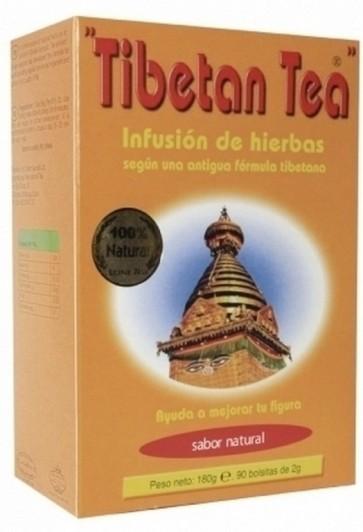 Té Tibetano Sabor Normal 30 Bolsitas de té 60 gr - Depuración del Organismo