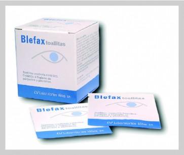 Blefax Toallitas 20 Sobres