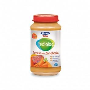Hero Baby Pedialac Ternera Zanahoria 250 Gr - Potito
