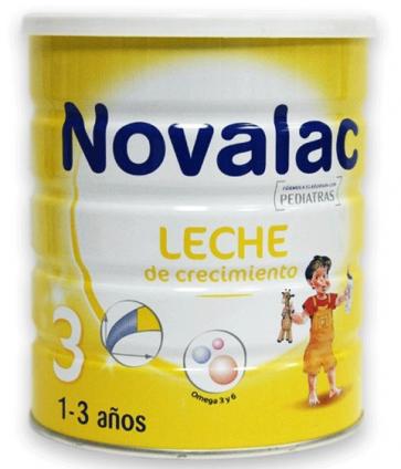Novalac 3 800 gr - leche, lactantes, crecimiento