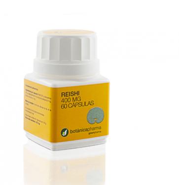 Reishi 400mg 60 capsulas Botanicapharma - Potenciador del Sistema Inmunológico