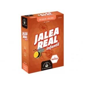 El Naturalista Jalea Real Propóleo Infantil 20 Viales