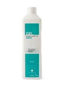 Inibsa Gel Dermatológico 1L - Previene Irritaciones, Alergias y Grietas en la Piel