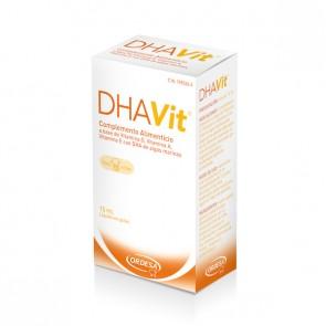 Dha Vit Ordesa 15 Ml - Complemento Alimenticio Bebés, Vitaminas y Omega 3
