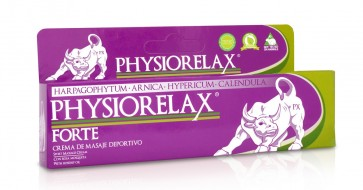 Physiorelax Forte 75ml - Crema Masaje Deportivo - Efecto Tonificante en Músculos y Ligamentos