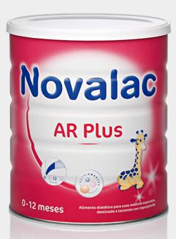 Novalac Ar Plus 800 gr - leche, lactantes, Anti-Regurgitación
