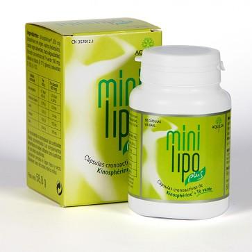 Minilipo Plus 90 Cápsulas - Retención de Líquidos, Reductor