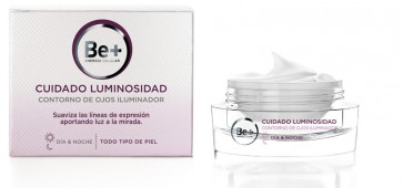 Be+ Contorno de Ojos Iluminador 15 ml