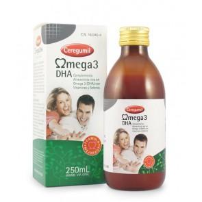Ceregumil Omega 3 Dha Jarabe 250 ml