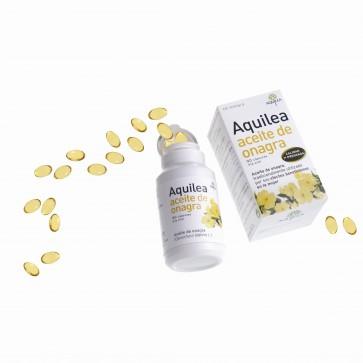 Aquilea Aceite de Onagra 90 cáps. - Próstata, Artritis, Acidos Grasos Esenciales, Menopausia