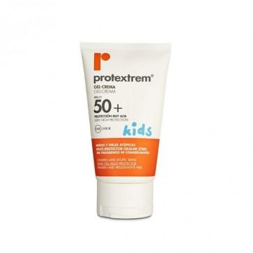 Protextrem Kids 50Fps Crema Filtros Físicos 50ml - Protección Solar Piel Sensible