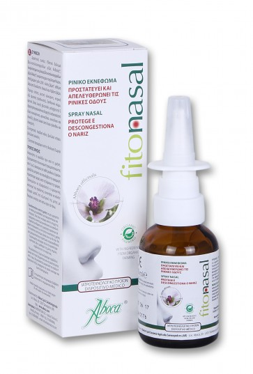 Fitonasal Spray Nasal 30 ml - Proteccion, Nariz Despejada