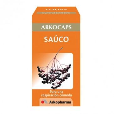 Arkocaps Saúco 48 cáps. - bienestar respiratorio, tos seca