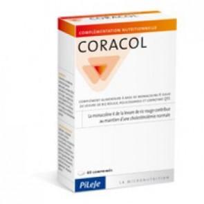 Coracol 60 Comprimidos Colesterol Pileje