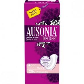 Ausonia Discreet Micro 28 Unidades
