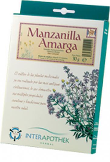 Manzanilla Amarga 30 gr de Interapothek - Combate los Cólicos y la Inflamación