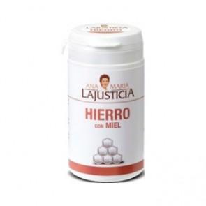 Ana Maria Lajusticia Hierro con Miel en polvo 135 gramos