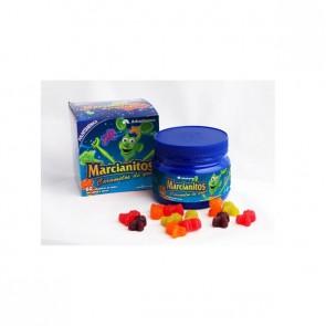 Marcianitos - 60 Caramelos de goma con vitaminas y minerales