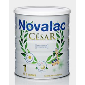Novalac Cesar 1 400 gr - leche, lactantes, flora intestinal
