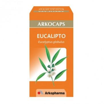 Arkocaps Eucalipto 48 cáps. - afecciones respiratorias
