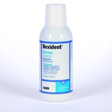 Bexident Encías Triclosán 250 ML - Previene la Gingivitis y Cuida las Encías