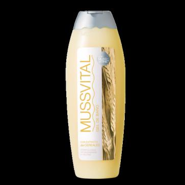 Comprar Mussvital Gel Baño Soja 750 Ml