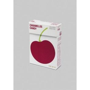 Caramelos Sin Azúcar Sabor Cereza Balmelos 36.5 gr de Interapothek - Refresca y Despeja tu Nariz y Garganta