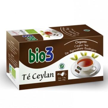 Bio3 Té Ceylan Ecológico - estimulante, diurético