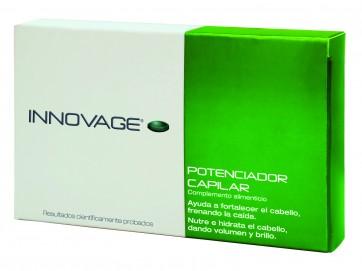 Innovage Potenciador Capilar 30 Cápsulas - Hidratación y Fortaleza Capilar