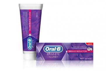 Oral-B 3D White Brillo Seductor Pasta Dental 75 ml