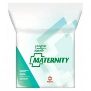 Compresas Algodón Maternity Indas 20 uds - Alta Capacidad de Absorción