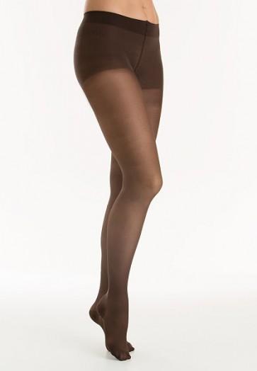 Levity Plus Talla 4 Panty de Compresión Ligera 70 Denier Color Moka Contra la Hinchazón Efecto Descanso
