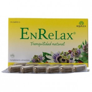 Enrelax Tranquilidad Natural Cápsulas - Sueño y Descanso