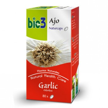 Bie3 Ajo Naturcaps 80 cápsulas - circulación y varices