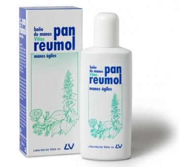 Pan Reumol Baño de Manos Gel 200ml - Alivia Entumecimiento de las Manos