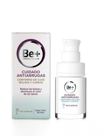 Be+ Contorno de Ojos Bolsas y Ojeras 15 ml