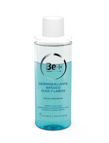 Be + Desmaquillante Bifásico Ojos y Labios 150 ml