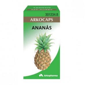 Arkocapsulas Ananás 84 cápsulas - eliminar celulitis, saciante, digestiones pesadas