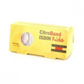 Citroband Isdin Kids Recargas 2 Pastillas