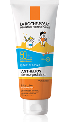 Comprar Anthelios SPF 50+ Pediatrics Leche 300 Ml