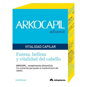 Arkocapil Advance Vitalidad Capilar