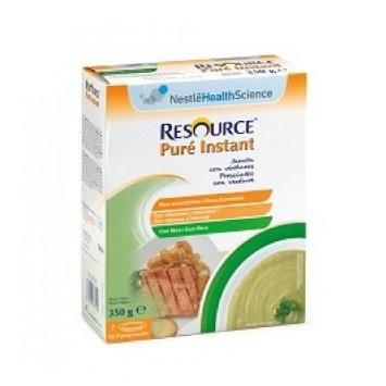 Resource Puré Instant Jamón con Verduras 350 gr