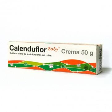 Calenduflor Baby Crema 50 Gramos