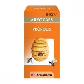 Arkocáps. Própolis (Propóleo) 84 cáps.- afecciones respiratorias, sistema inmunitario
