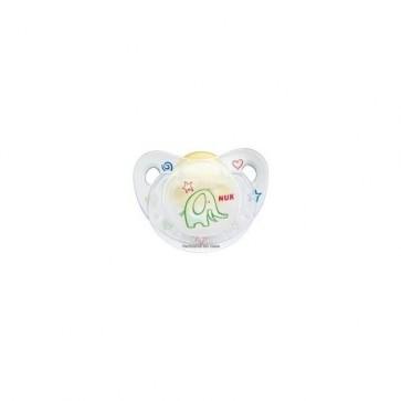 Chupete Nukete Cristal Latex T 1